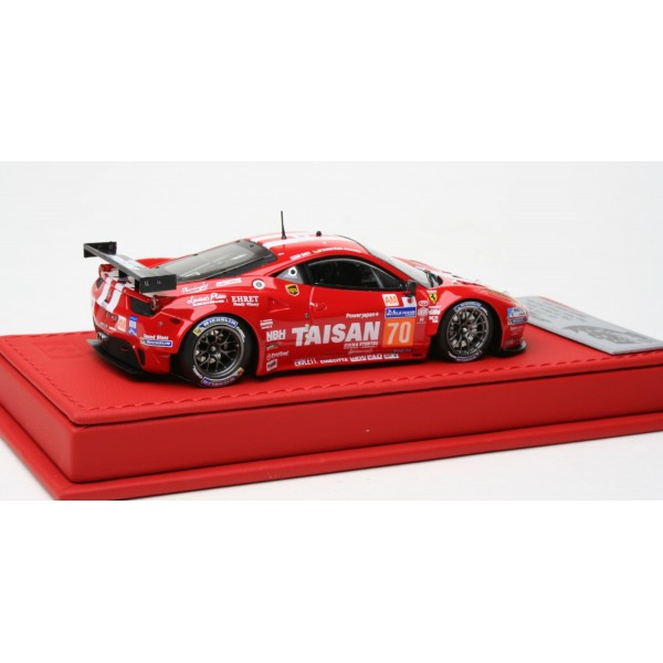 Ferrari 458 Italia LM GTE AM 24h Le Mans 2014